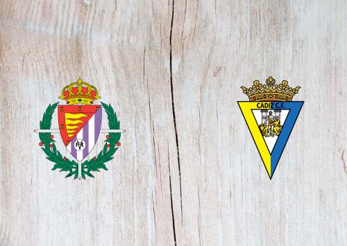 Real Valladolid vs Cádiz -Highlights 24 April 2021