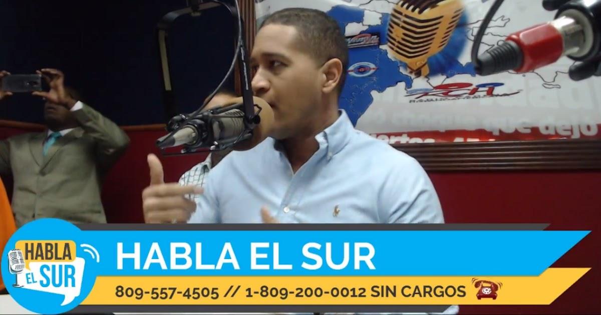 VEA EL VÍDEO, EN SAN JUAN DE LA MAGUANA: Primera entrevista del virtual candidato a la alcaldía, Ing. Lenin de la Rosa.