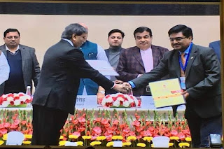Ministry of Road Transport and Highways signed MoU with IIT-BHU