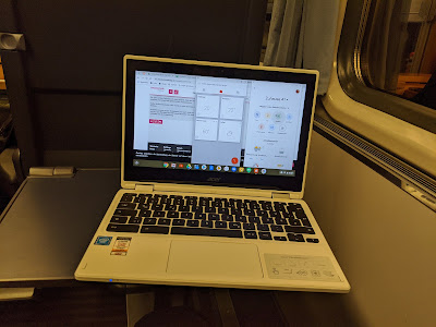 ViCare Smart Climate auf Chromebook