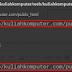 Cara mempersingkat pathname (prompt baris perintah) pada terminal ubuntu linux