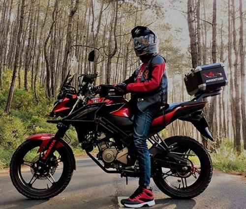 Yamaha Vixion Adventure