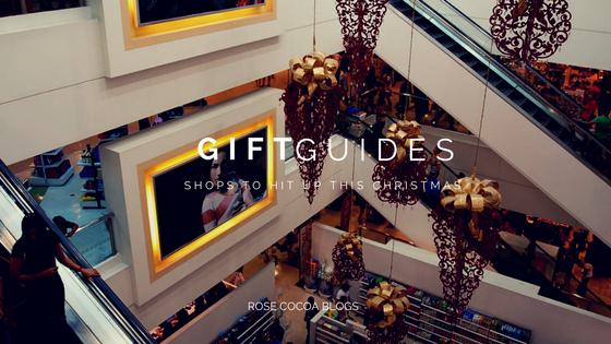Blogmas// Up your Gift Game This Chrismas.