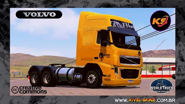 VOLVO FH09 - GOLDEN CARGO TRANSPORTES