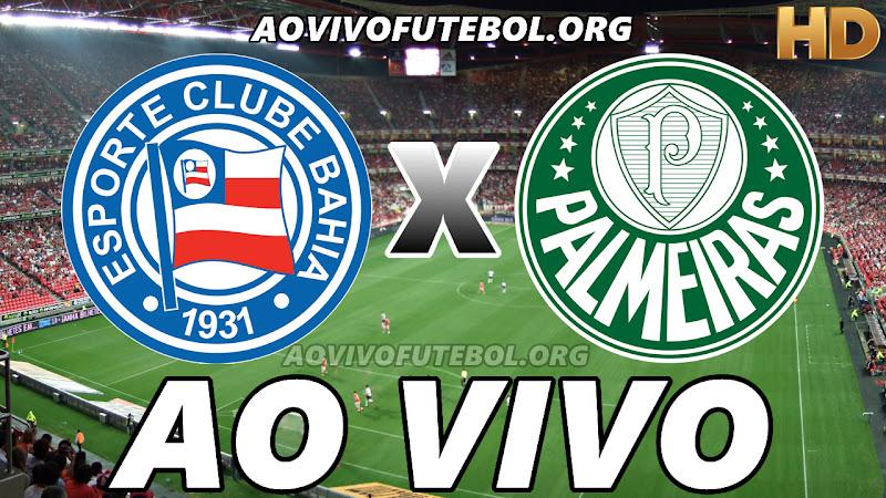 Assistir Bahia x Palmeiras Ao Vivo HD