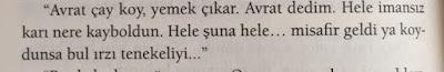Galip Dursun - Pusova kitaptan bir bölüm