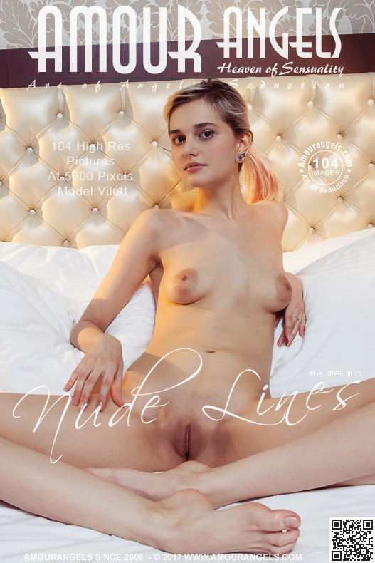 [AmourAngels] Vilett - Nude Lines