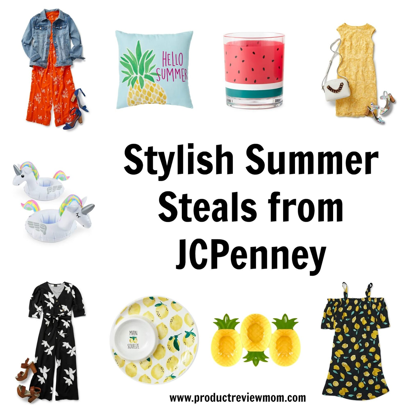 Stylish Summer Steals from JCPenney
