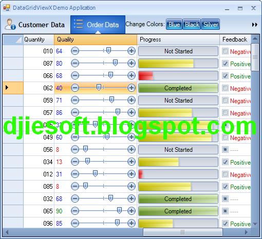 Download DotNetBar v10 0 0 3 (For Windows Form  NET)   DASAR