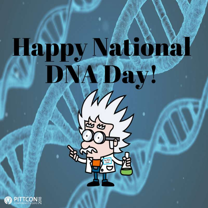 National DNA Day Wishes Awesome Picture