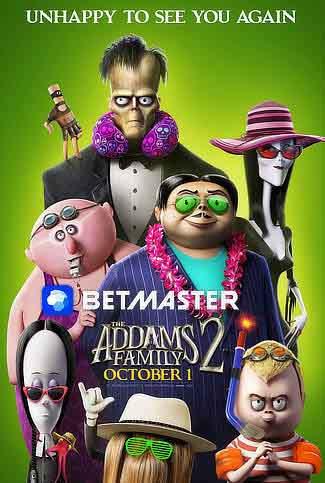 The Addams Family 2 2021 480p 300MB [Hindi UnOfficial - English]