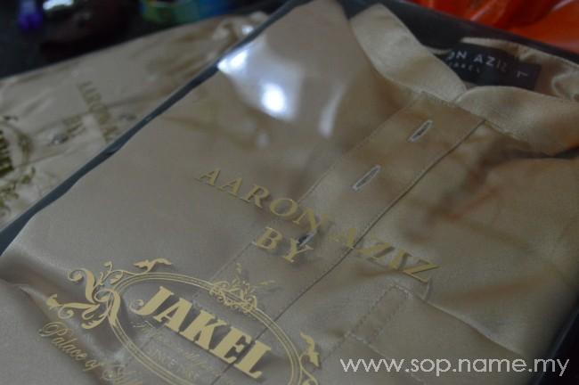 Fenomena Baju Melayu Aaron Aziz