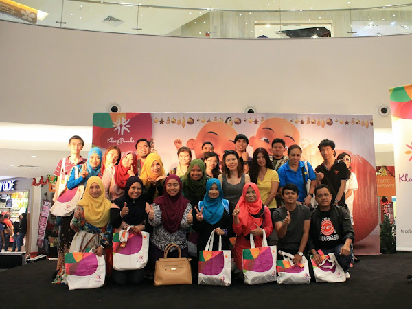 Enjoy Bloggers Day Out di Klang Parade.