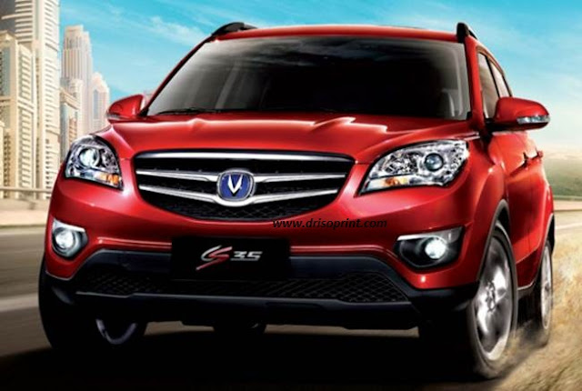 New Changan CS35 In 2016