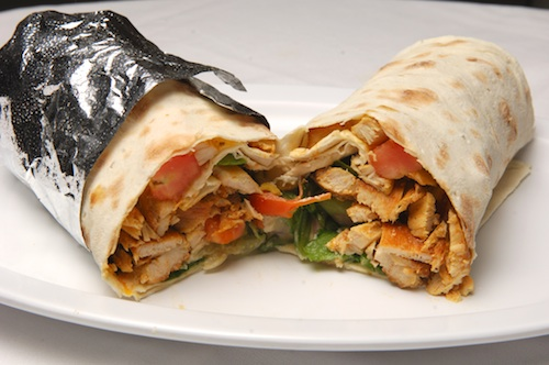 Chicken Shawarma Recipe In Urduhindi How To Cook