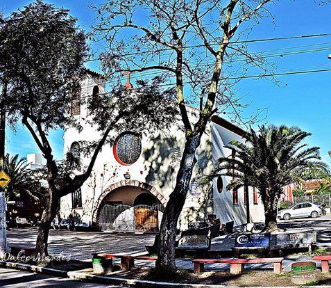 Igreja Catolica na Avenida Rio Grande Praia do cassino