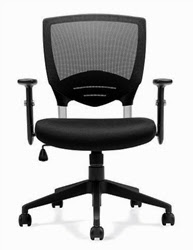 Mesh Managers Chair