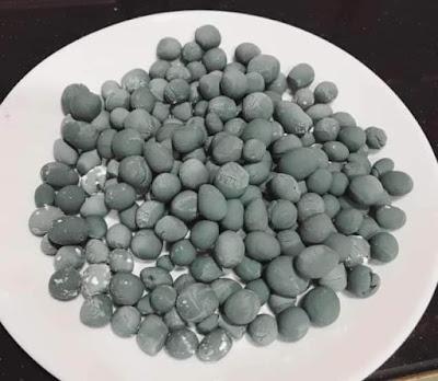 Resepi Black Pearls atau Bubble Pearls yg Senang