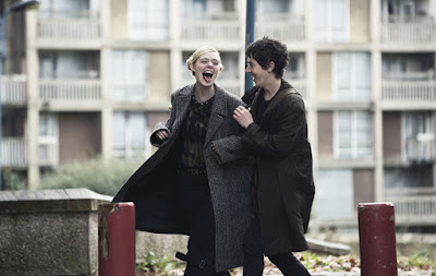 How to Talk to Girls at Parties Elle Fanning and Alex Sharp Image 4