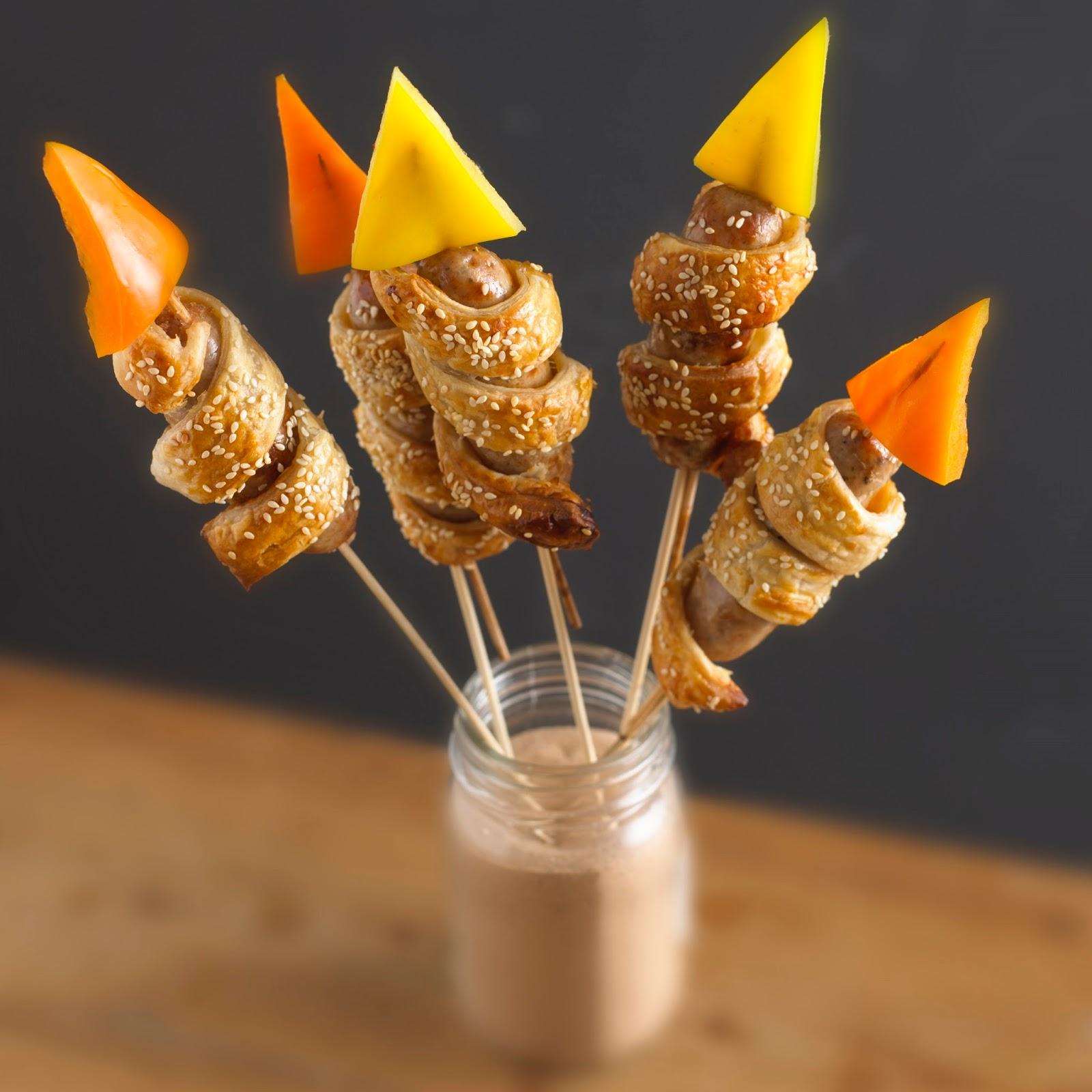 Lyle's Sausage Rockets: Bonfire Night Special