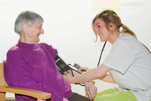 tension arterial en personas mayores