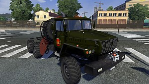 Ural 4302 updated