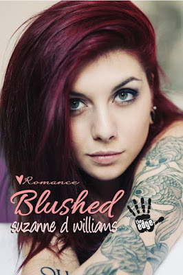 Blushed by Suzanne D. Williams