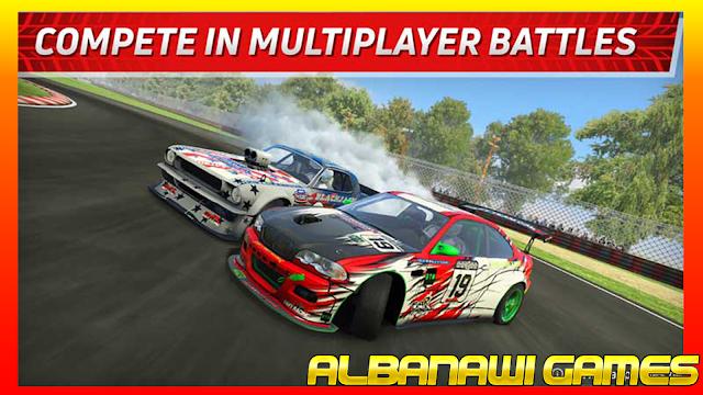 تحميل لعبة CarX Drift Racing للأندرويد من الميديا فاير