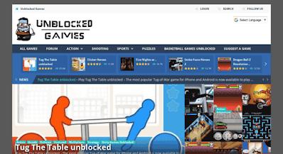 Unblockedgamesite