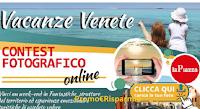"Logo Concorso ""Vacanze Venete"" : scatta e vinci gratis bellissimi weekend"