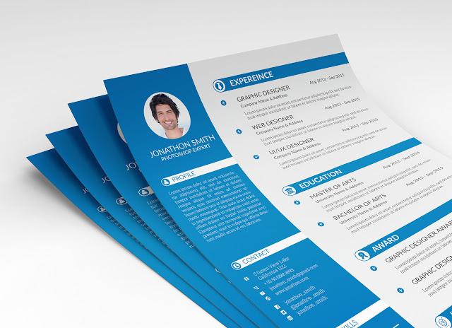 Template-CV-Surat-Lamaran-Format-PSD-Gratis-untuk-Desainer-UI-dan-UX