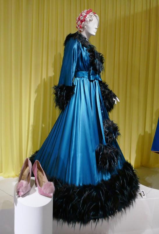 Lucy Hale Unfortunate Events Esmé dressing gown