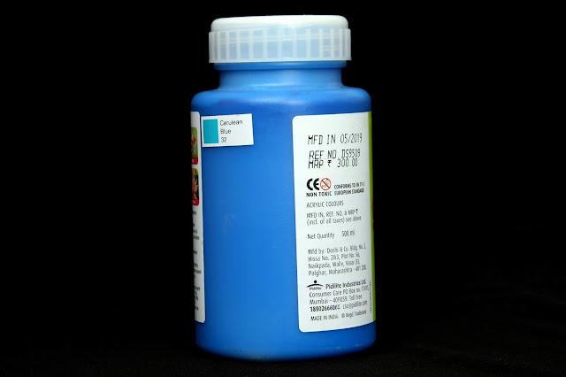 Fevicryl Cerulean Blue 32