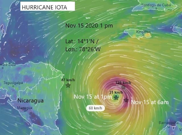 IOTA Nov 15 2020 1 pm