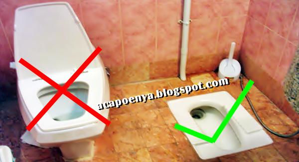 Manfaat Toilet Jongkok Bagi Kesehatan