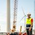 Fluvius verbindt grootste industriële windpark in Vlaanderen