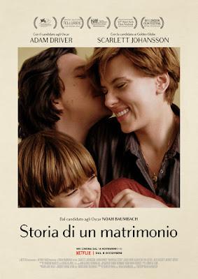 Storia Di Un Matrimonio Netflix