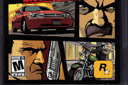Save Game 100% GTA Liberty City Stories PSP