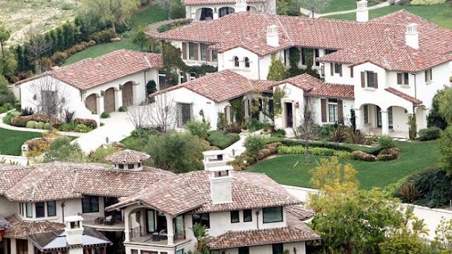 Justin Bieber's Calabasa mansion