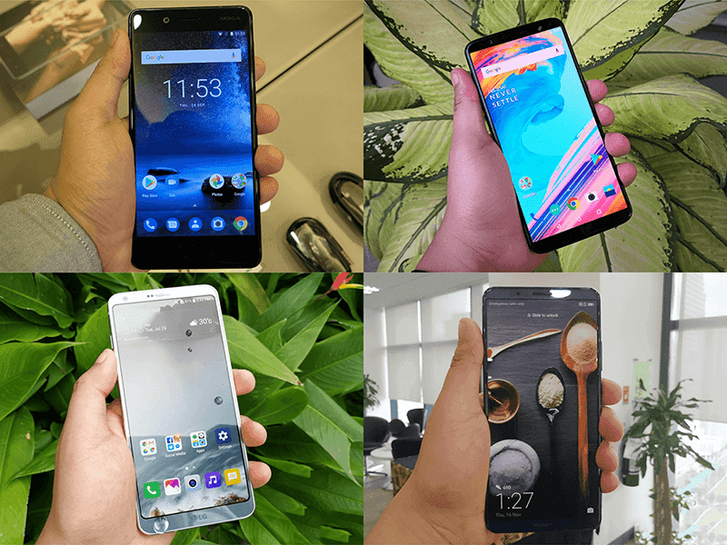 List of 2017 flagship smartphones still worth it in 2018