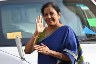 Nirmala Sitharaman to Attend G20 Finance Ministers' Meeting in Japan