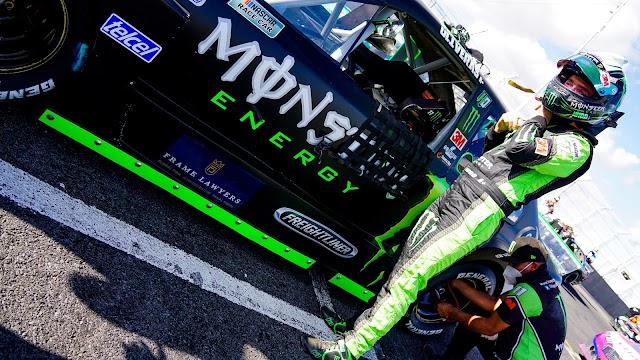 HUGO OLIVERAS, SANTIAGO TOVAR Y RUBÉN PARDO  CONCLUYEN LA TEMPORADA 2020 DE NASCAR PEAK MÉXICO SERIES