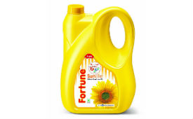 Fortune Sunlite Refined Sunflower Oil 5L Can For Rs 449 (Mrp 600) at Amazon deal by rainingdeal.in