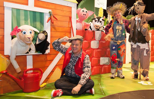 Pongo's Party at The Lighthouse Poole - Review