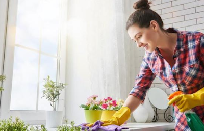 Kesalahan yang Sering Dilakukan saat Membersihkan Rumah
