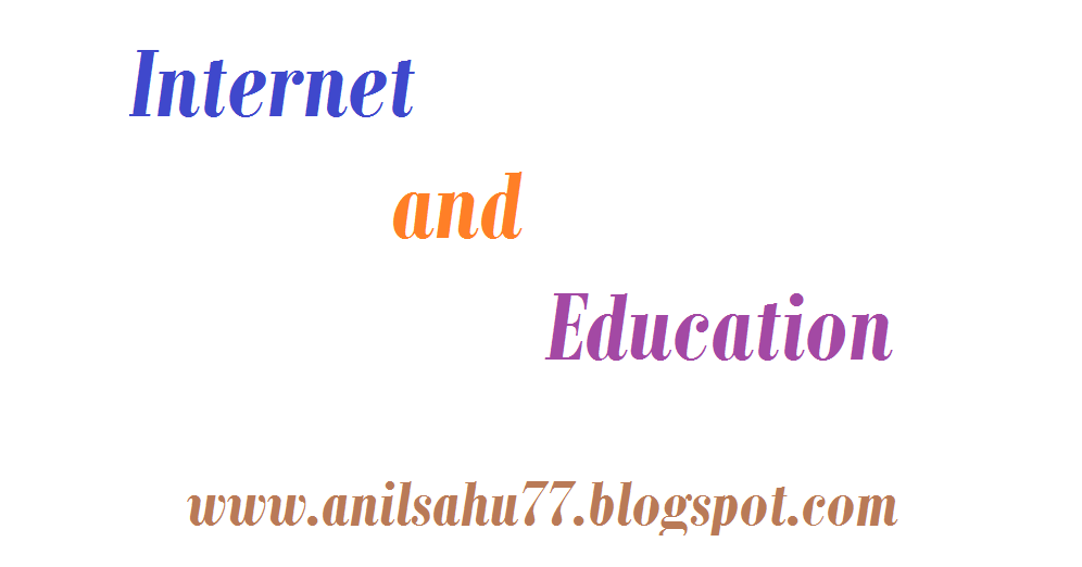 internet and education, edutoday.in