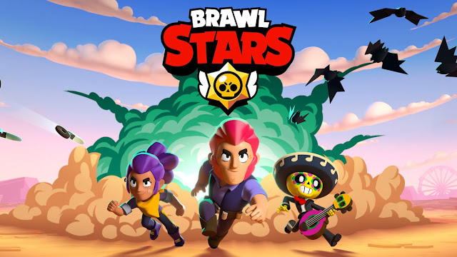 Supercell Game Mobile Brawl Star