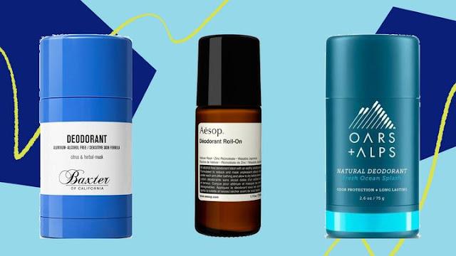The Best Natural Deodorants For Men