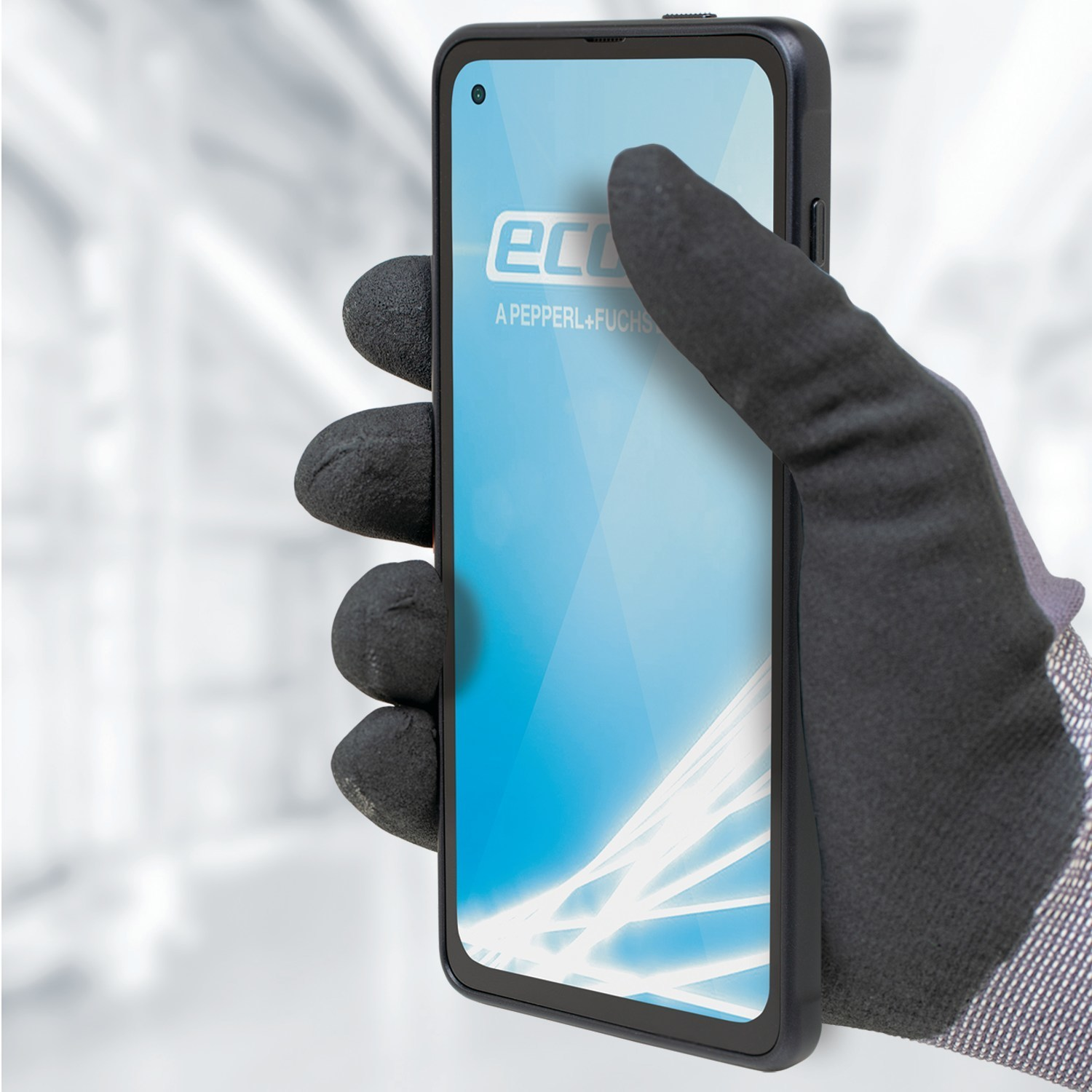 Pepperl+Fuchs Introduces New Division-2 Smartphone