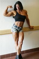 Fitness Model natural Female Bodybuilders